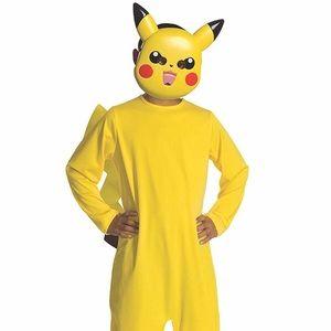 Pokemon Childs Pikachu Costume Halloween Birthday